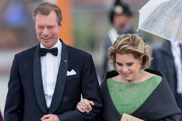 Grand Duke of Luxembourg The King and Queen of Norway Celebrate Their 80th Birthdays with a Banquet at the Opera House