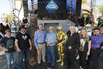 """James Arnold Taylor Grand Opening Ceremonies for """"Star Tours - The Adventures Continue"""""""