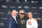Nobu Matsuhisa Guy Fieri Photos Photo
