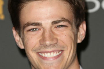 Grant Gustin Entertainment Weekly's Pre-Emmy Party - Arrivals