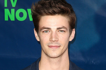 Grant Gustin TCA Summer Press Tour Party