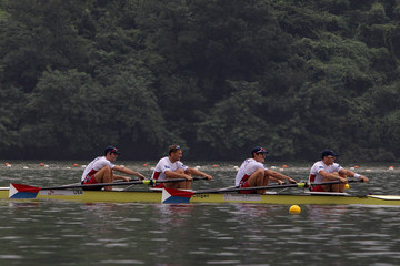 Grant James World Rowing Championships: Day 5