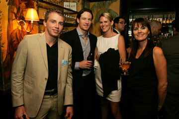 Donna Kane Graydon Carter Hosts a Cocktail Party for the Rising Stars of the NHL