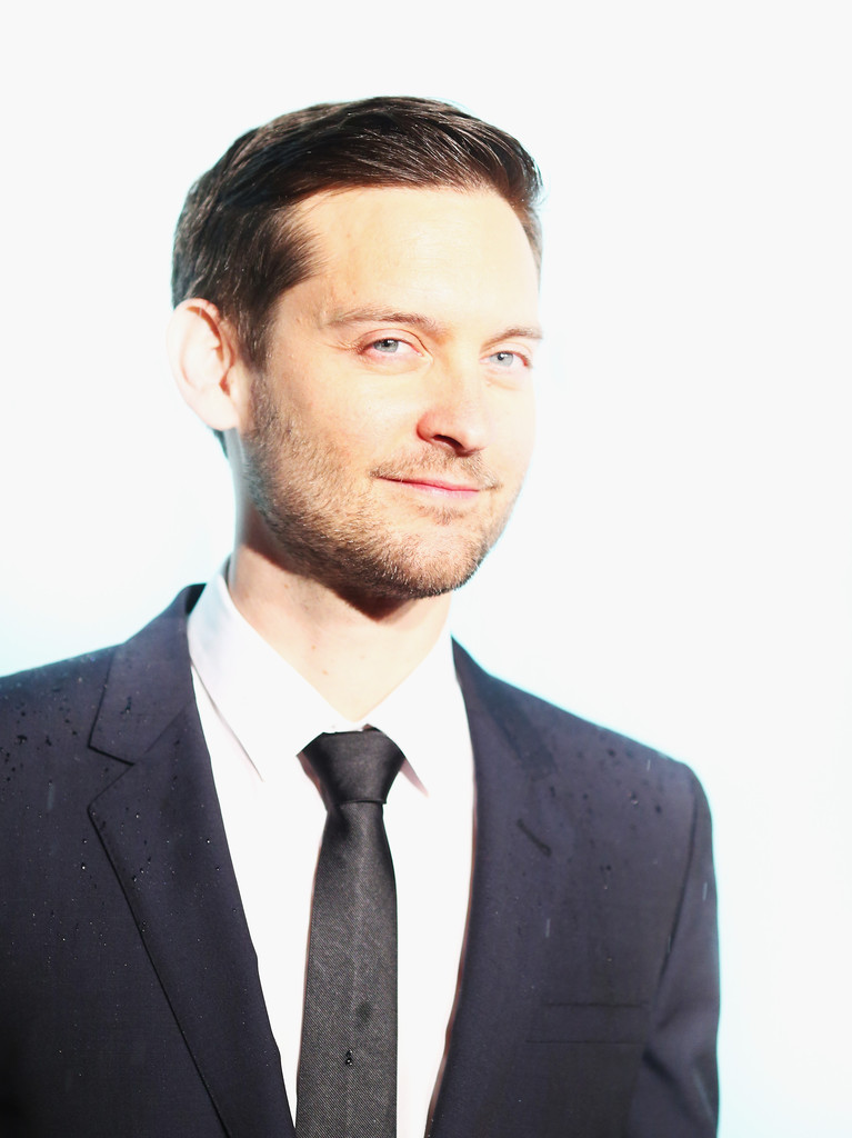 Tobey Maguire in 'Gats...