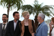 Tobey Maguire and Elizabeth Debicki Photos Photo