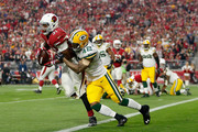 David Johnson and Morgan Burnett Photos Photo