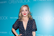 "Geneva Carr attends the ""Green Book"" New York Special Screening hosted by the Cinema Society at The Roxy Hotel Cinema on November 14, 2018 in New York City."