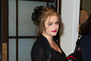 Helena Bonham Carter Spends Time Out in NYC Helena Bonham Carter Steps ...  Helena Bonham Carter
