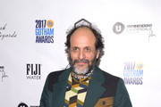 Luca Guadagnino attends the GreenSlate Greenroom at The 2017 Gotham Awards at Cipriani Wall Street on November 27, 2017 in New York City.