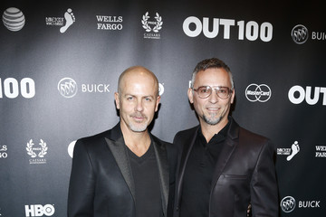 Greg Brossia Arrivals at the Out100 Awards in NYC