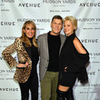Greg Calejo AVENUE Magazine Relaunch Event At 35 Hudson Yards, NYC