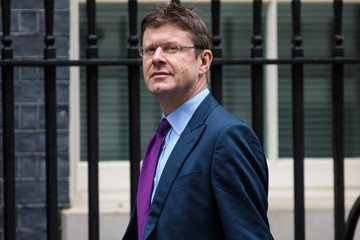 Greg Clark Theresa May Chairs A Meeting Of The National Security Council