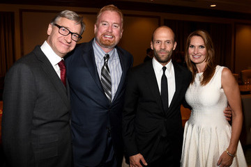 Greg dunn jennifer dunn pictures photos images zimbio greg dunn jennifer dunn cinemacon 2015 2015 will rogers pioneer of the year stopboris Image collections