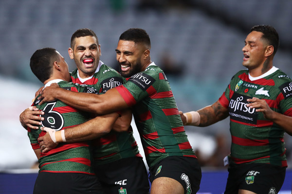 NRL Rd 8 - Rabbitohs vs. Broncos [sports,rugby union,team sport,rugby league,rugby player,ball game,player,rugby,team,rugby tens,cody walker,r,c,try,rd 8 - rabbitohs,broncos,nrl,l,round,match]