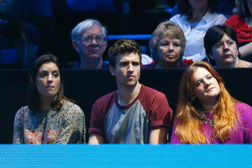 Greg James Barclays ATP World Tour Finals - Day Two
