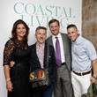 Greg Keyes Coastal Living Celebrates The September Seaside Style Issue With A Cocktail Party Honoring Designer India Hicks