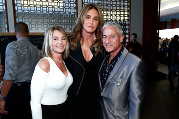 Greg Louganis Life Is Good at the GOLD MEETS GOLDEN Event in Los Angeles