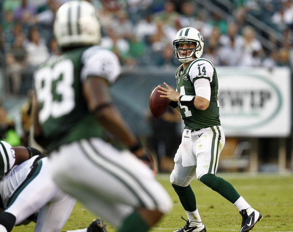 Greg McElroy - New York Jets