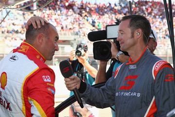 Greg Murphy V8 Supercars Clipsal 500 - Race 3