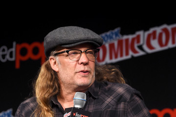 Greg Nicotero AMC Presents 'The Walking Dead' at New York Comic Con