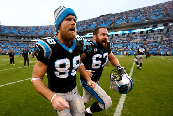 Greg Olsen Pictures - New Orleans Saints v Carolina ...
