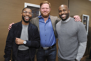 Greg Simonian Breitling Boutique Los Angeles Welcomes Armie Hammer And Elvis Mitchell To Unveil The All-New Breitling Premier Collection Of Watches
