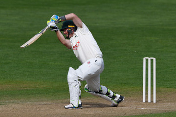 Greg Smith Glamorgan v Nottinghamshire