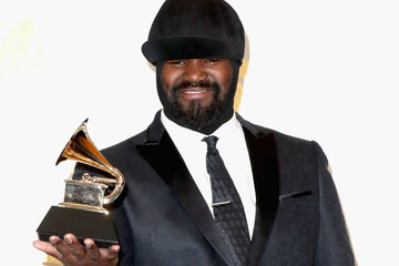 Gregory Porter The 59th GRAMMY Awards - Press Room