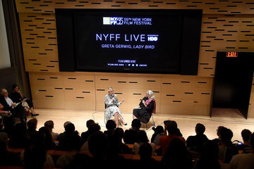 Greta Gerwig 55th New York Film Festival - NYFF Live - Greta Gerwig, 'Lady Bird'