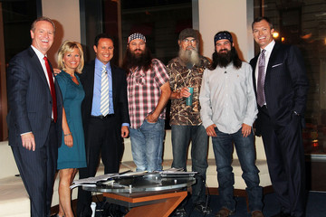 Gretchen Carlson 'Duck Dynasty' Stars Visit the Fox News Studios