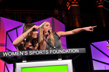 Grete Eliassen 32nd Annual Salute To Women In Sports - Inside