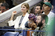 Constance Jablonski attends as Grey Goose toasts to the 2019 US Open at Arthur Ashe Stadium on September 02, 2019 in New York City.