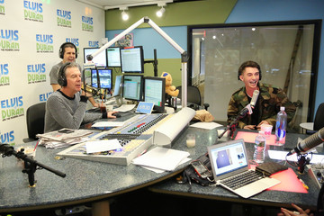 Greyson Chance Greyson Chance Visits 'The Elvis Duran Z100 Morning Show'