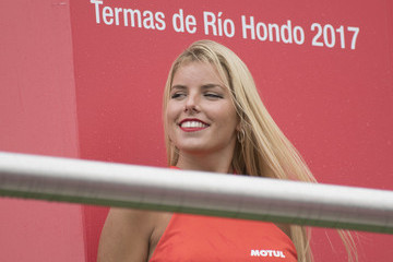 Grid Girl MotoGp of Argentina - Race