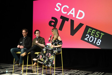 Griffin Newman SCAD aTVfest 2018 - 'The Tick'