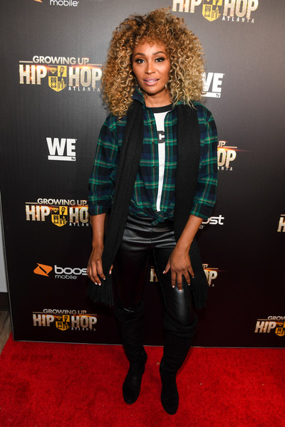 'Growing Up Hip Hop Atlanta' Season 2 Premiere Party