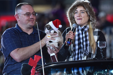 Grumpy Cat 2015 Hollywood Christmas Parade