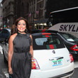 Laura Soave Gucci Celebrates Fashion's Night Out With Fiat 500 By Gucci American Debut