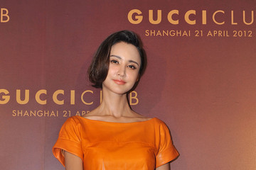 Zhang Xinyi Gucci Fashion Show After-Party - Arrivals