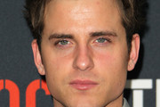 Recording artists Jared Followill of the band Kings Of Leon arrives at the Gucci and RocNation Pre-GRAMMY Brunch at the Soho House on February 12, 2011 in Los Angeles, California.