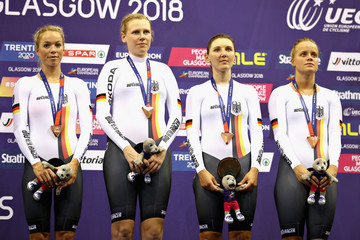Gudrun Stock Track Cycling - European Championships Glasgow 2018: Day Two