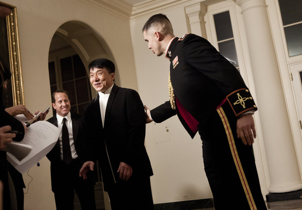 Guests Arrive At State Dinner For Chinese President Hu Jintao At White House