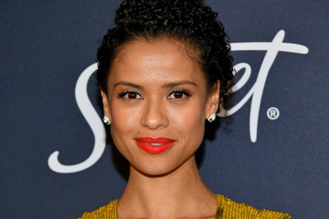 Gugu Mbatha-Raw 21st Annual Warner Bros. And InStyle Golden Globe After Party - Arrivals