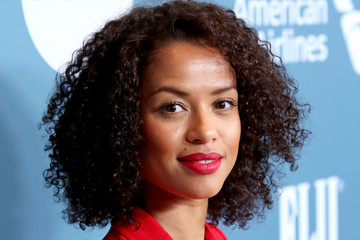 Gugu Mbatha-Raw The Hollywood Reporter's Power 100 Women In Entertainment - Red Carpet