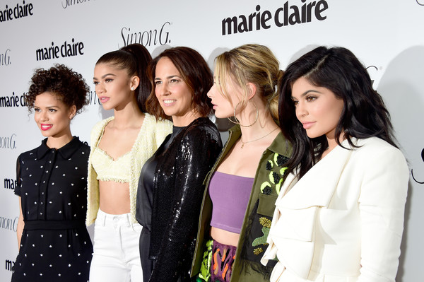 Marie Claire Hosts 'Fresh Faces' Party Celebrating May Issue Cover Stars - Red Carpet
