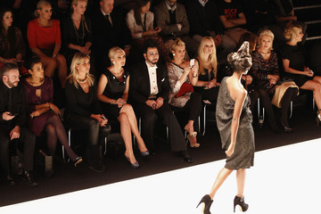 Anabelle Mandeng Guido Maria Kretschmer Show - Mercedes-Benz Fashion Week Berlin Autumn/Winter 2012