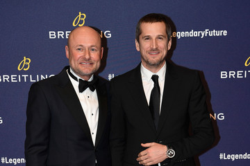 Guillaume Canet Breitling '#LEGENDARYFUTURE' Roadshow 2018 in Zurich - Red Carpet