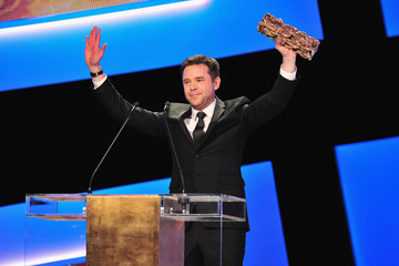 Guillaume de Tonquedec Ceremony - Cesar Film Awards 2013