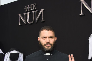 Guillermo Diaz Premiere Of Warner Bros. Pictures' 'The Nun' - Red Carpet