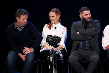 Guillermo Diaz Darby Stanchfield Vulture Festival LA Presented by AT&T - Day 1